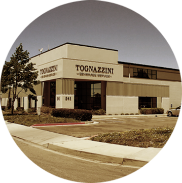 Tognazzini Beverage Service - Family Owned & Operated for 37 Years