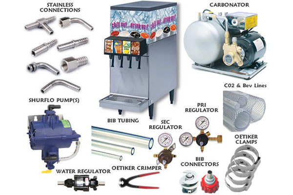 Tognazzini Beverage Service - Fountain Equipment Sales