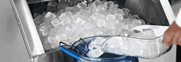 Tognazzini Beverage Service: Ice Machines